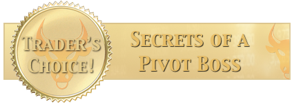 Secrets of a Pivot Boss Traders Choice