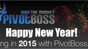 PivotBoss Happy New Year 2015