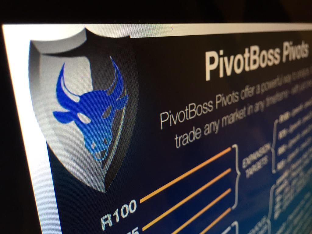 PivotBoss Pivots