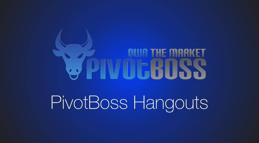 PivotBoss Hangouts #pivotboss